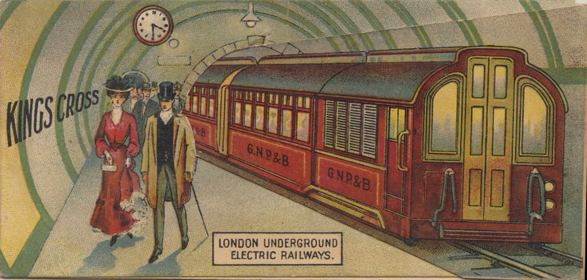 The first journey on the London Underground was made 150 years ago, on 9 January 1863.