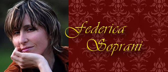 Federica Soprani miglior autore emergente 2013