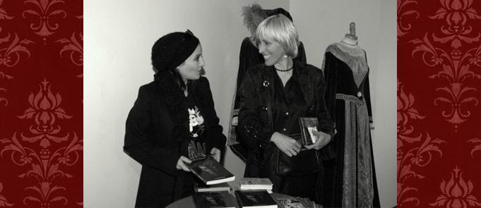 Intervista doppia su W Libri a cura di Oreste Patrone