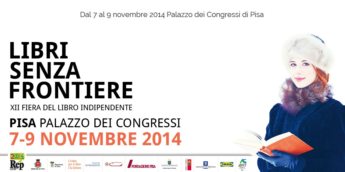 Pisa Book Festival 2014