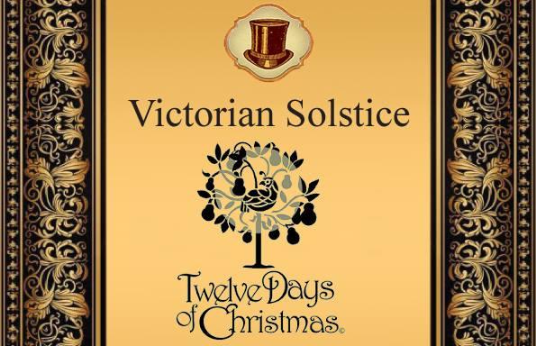 I Dodici Giorni di Natale su Victorian Solstice
