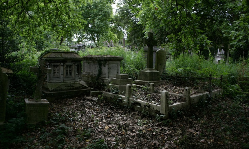 Death in the city: the grisly secrets of dealing with Victorian London's dead