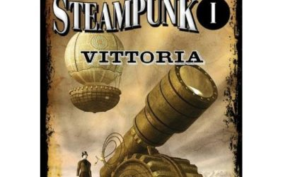 Paul di Filippo: la Trilogia Steampunk – Vittoria