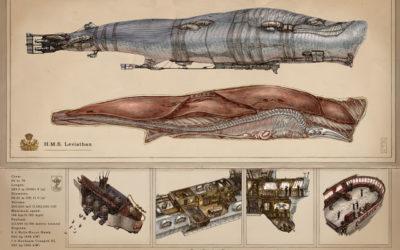 Leviathan. La trilogia – di Scott Westerfeld