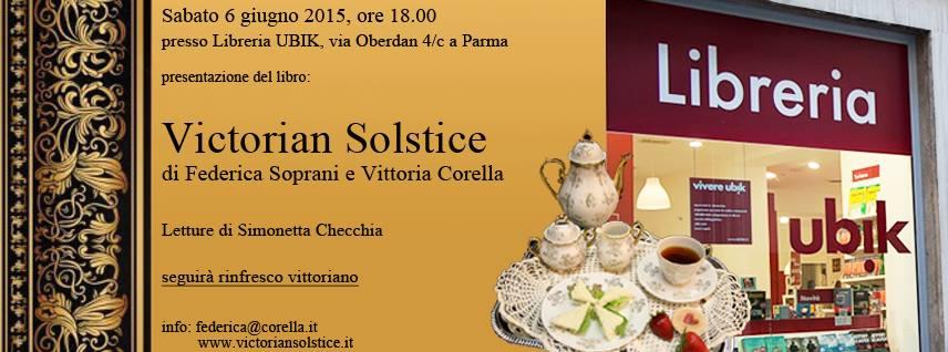 Presentazione Victorian Solstice