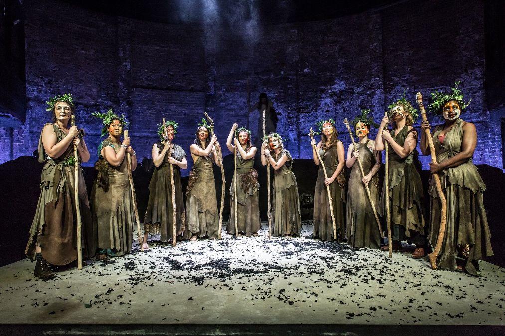 Cast of Bakkhai. Almeida Theatre. Credit Marc Brenner_2.jpg