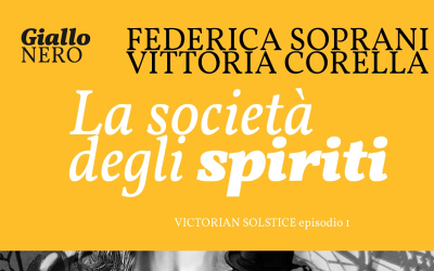 """Recensione di Grumina Rossi al primo episodio: """"La società degli spiriti"""""""