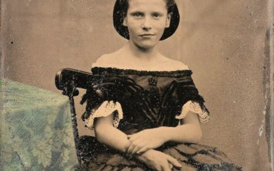 45 Cool Pics Show What Teenage Girls Looked Like in the 1850s
