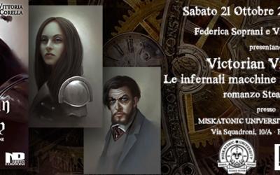 Presentazione MISKATONIC UNIVERSITY Reggio (21-10-2017)