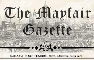 Mayfair Gazette numero 3