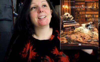 VICTORIAN SOLSTICE: un brutale storico scritto divinamente – recensione video di Simona Affabile